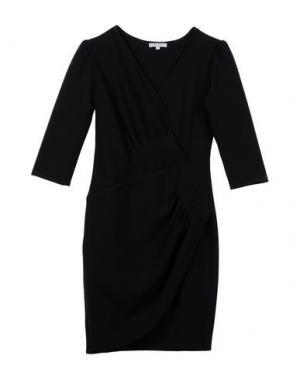 Короткое платье BY ZOÉ. Цвет: черный