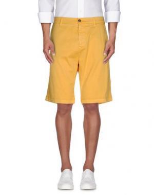 Бермуды STAFF JEANS & CO.. Цвет: желтый
