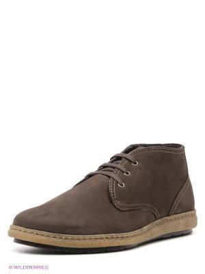 Ботинки Ralf Ringer. Цвет: темно-коричневый