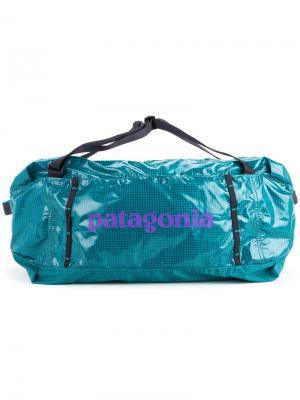 Double handle holdall Patagonia. Цвет: зелёный