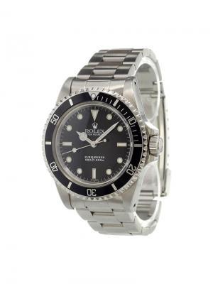Аналоговые часы Submariner Rolex. Цвет: none