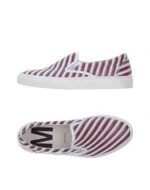 Низкие кеды и кроссовки MAURO GRIFONI. Цвет: белый