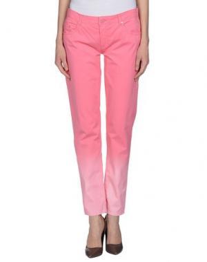 Повседневные брюки CRISTINAEFFE. Цвет: светло-фиолетовый