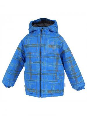 Куртка HUPPA. Цвет: светло-голубой