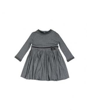 Платье ELSY. Цвет: серый