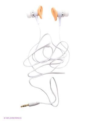 Наушники Ухо Crazy Earphone. Цвет: персиковый