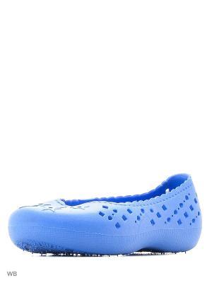 Аквасоки BRIS. Цвет: голубой