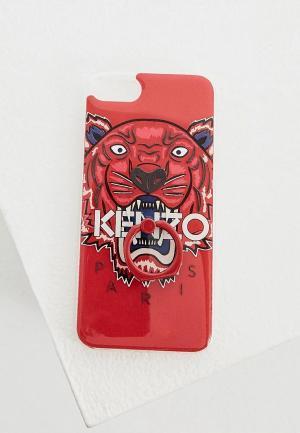 Чехол для iPhone Kenzo. Цвет: красный