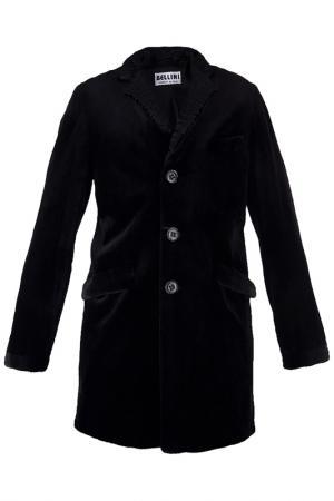 Меховое пальто Bellini. Цвет: черный