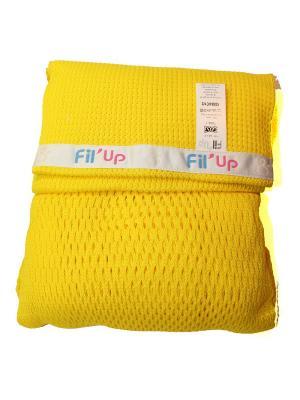Слинг-шарф FilUp L-XL JAUNE SOLARIUM Жёлтый FIL'UP. Цвет: желтый
