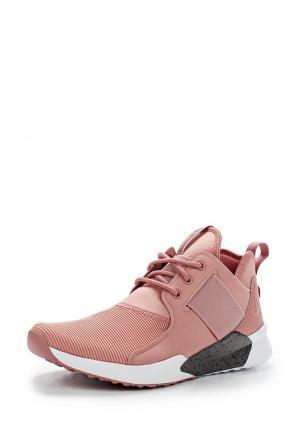 Кроссовки Reebok. Цвет: розовый
