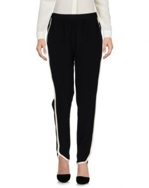 Повседневные брюки ...À_LA_FOIS.... Цвет: черный