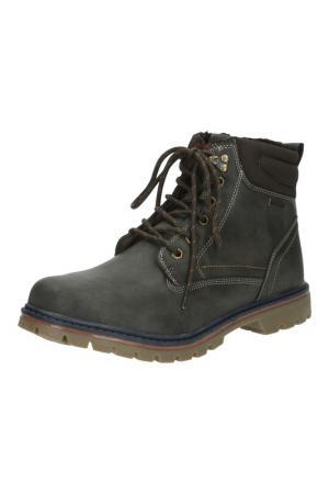 Ботинки Patrol. Цвет: темно-коричневый