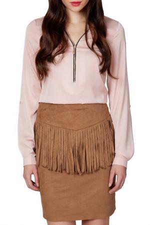 Блуза Ambigante. Цвет: pink