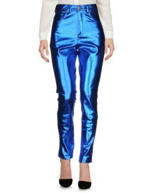 Повседневные брюки LEITMOTIV. Цвет: синий