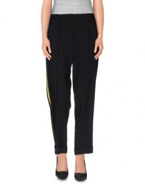 Повседневные брюки VERA WANG. Цвет: черный