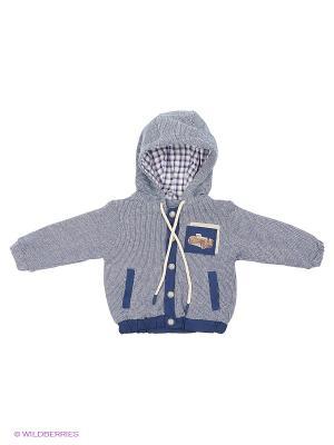 Куртка CHOUPETTE. Цвет: серый, синий