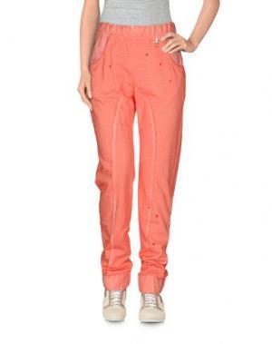 Повседневные брюки 22 MAGGIO by MARIA GRAZIA SEVERI. Цвет: оранжевый