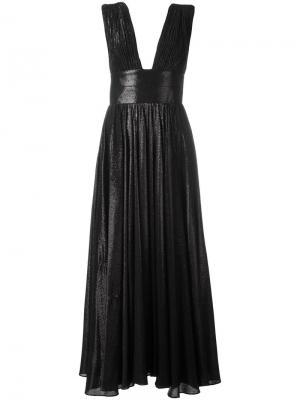 Платье Arya Maria Lucia Hohan. Цвет: чёрный