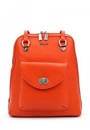 Рюкзак Pola. Цвет: оранжевый