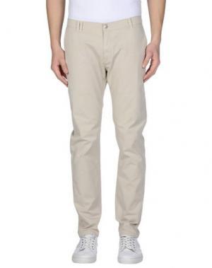 Повседневные брюки (M) MAMUUT DENIM. Цвет: бежевый