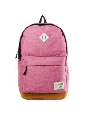 Рюкзак Across. Цвет: розовый