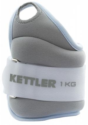 Утяжелитель для рук , 2 х 1 кг Kettler
