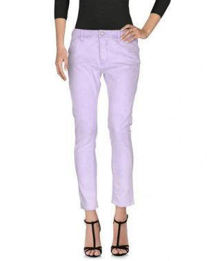 Джинсовые брюки SEAL KAY INDEPENDENT. Цвет: сиреневый