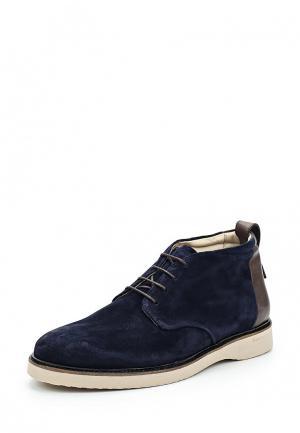 Ботинки Marc OPolo O'Polo. Цвет: синий