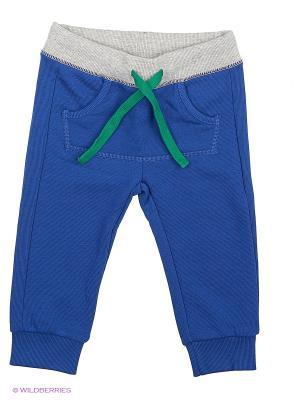 Брюки United Colors of Benetton. Цвет: синий, сиреневый