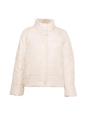 Куртка MANAI. Цвет: белый