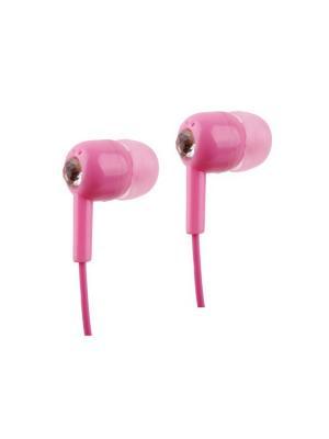 Аудио наушники Funky Fish. Цвет: розовый
