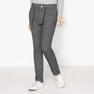 Брюки с шевроном TWEED SMART SWEET PANTS. Цвет: серый