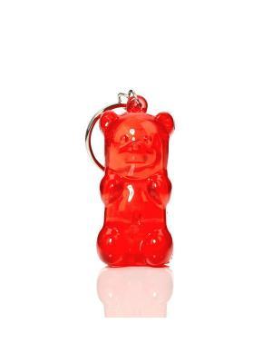 Брелок GummyGoods. Цвет: красный