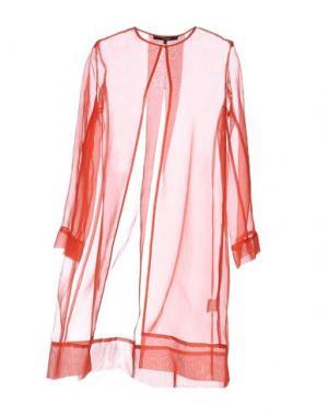 Легкое пальто NATAN. Цвет: красный