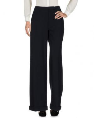 Повседневные брюки 6267. Цвет: темно-синий
