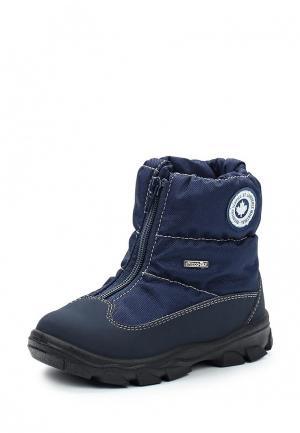 Ботинки Chicco. Цвет: синий