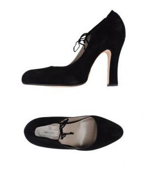 Туфли MARC JACOBS. Цвет: черный