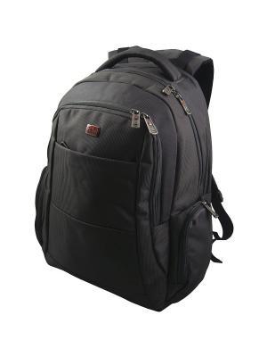 Рюкзак Stelz. Цвет: черный