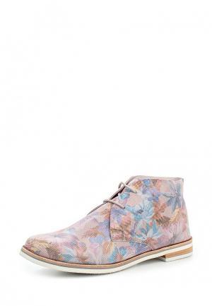 Ботинки Caprice. Цвет: разноцветный