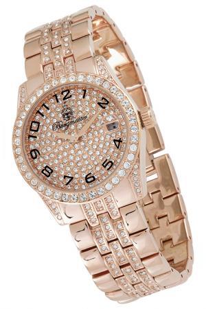 Quartz watch Burgmeister. Цвет: розовое золото