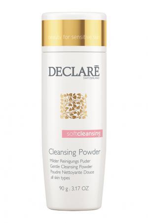 Мягкая очищающая пудра для лица Gentle Cleansing Powder, 90гр. Declare. Цвет: белый
