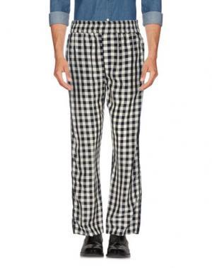Повседневные брюки OFF-WHITE™. Цвет: черный