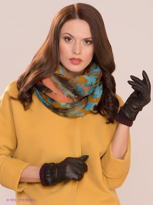 Перчатки Michel Katana. Цвет: темно-коричневый