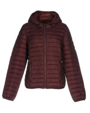 Куртка CANADIAN. Цвет: баклажанный