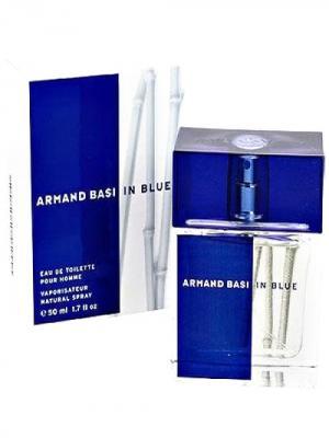 In Blue man, Туалетная вода, 50 мл Armand Basi. Цвет: белый, синий