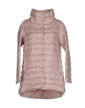 Куртка BINI Como. Цвет: розовый