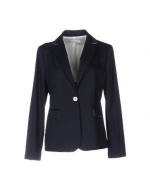Пиджак CALALUNA. Цвет: темно-синий
