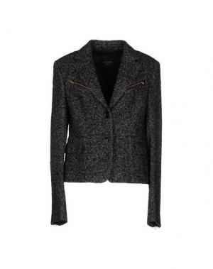 Пиджак CALVARESI. Цвет: стальной серый