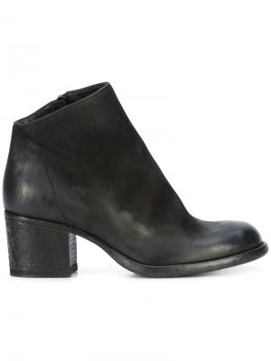 Vintage ankle boots Chuckies New York. Цвет: чёрный